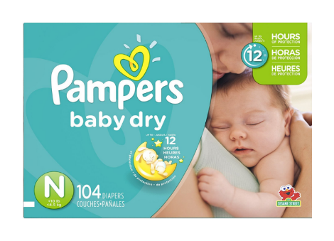 Le blog de couches pampers cruisers taille 5 - Couches pampers baby dry ...